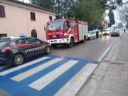 Allarme incendio a scuola. Era uno scherzo