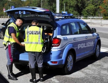 Montagnano, incidente con tre feriti