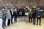 Da Unicam uno scanner innovativo per l'Archivio storico di Recanati