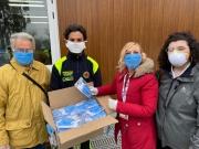 San Ginesio, donatore anonimo regala 500 mascherine