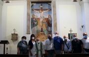 Camerino, riaperta al culto la Chiesa di S.Silvestro a Campolarzo