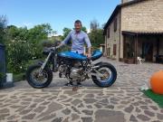 La Ducati ibrida di Orazi conquista la Brianza