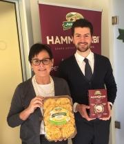 La Pasta di Camerino accoglie La Vice Presidente Anna Casini