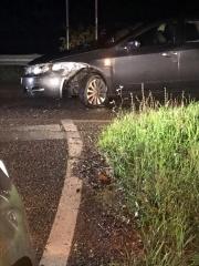 Pian di Pieca, scontro fra tre auto, in tre all'ospedale