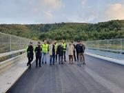 Riaperto a Cingoli il viadotto Castreccioni
