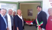 Inaugurati a Sarnano i locali della Guardia Medica e dell'Ambulatorio Pediatrico