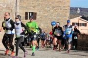 A Belforte il primo Winter Trail