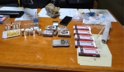 400 grammi di hashish in casa, arrestato
